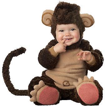Liebenswert Affe Baby Kostüm