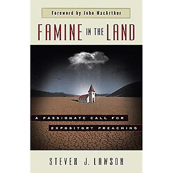 Famine dans le pays: un appel passionné à la prédication par exposition