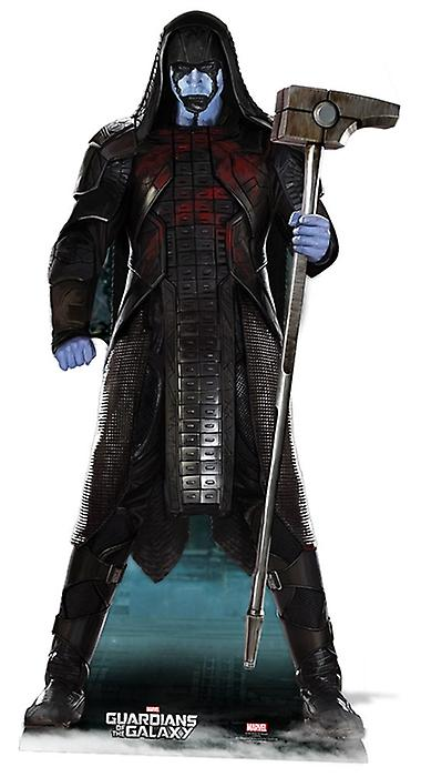 Ronan The Accuser Guardians Of The Galaxy Lifesize Cardboard Cutout / Standee / Standup