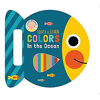 Colors in the Ocean by Natalie Marshall - 9781438050010 Book