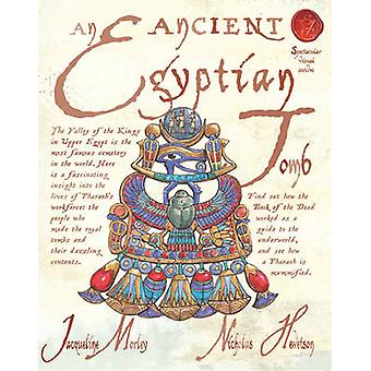 An Ancient Egyptian Tomb by Jacqueline Morley - Nicholas Hewetson - 9