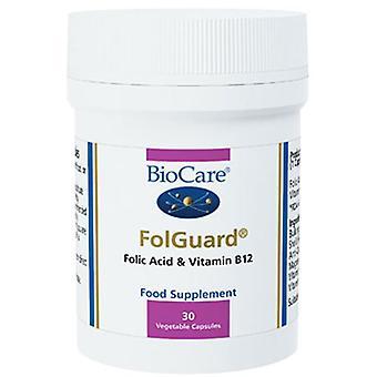 BioCare Folguard Vegicaps 30 (30030)