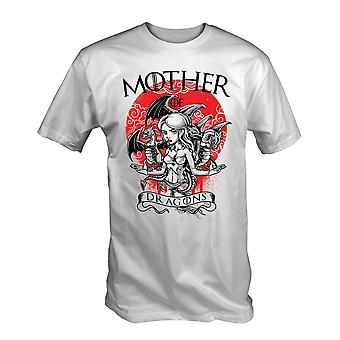 6tn mother of dragons t-shirt deanerys thrones of game