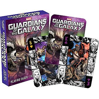 Spielkarte - Marvel - Guardians of the Galaxy Comic New Lizenziert 52332