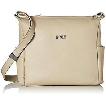 Bree 206003 Women's Beige shoulder bag (Beige (Sand 701)) 28x10x35 cm (B x H x T)