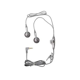 AT&T Universal 2.5mm Stereo Earbud Headset for Blackberry 8800 8820 8830 & Pearl 8100