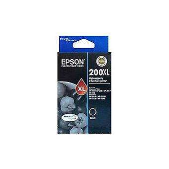 Epson 200XL-hög kapacitet DURABrite Ultra-svart bläckpatron