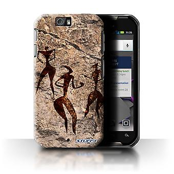 STUFF4 Case/Cover for Motorola IronRock/XT626/Dance/Music/Cave Painting