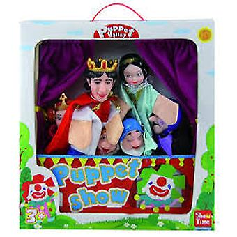 Dimasa Teatro 5 Puppet Snow White (Toys , Preschool , Theatre And Puppets)