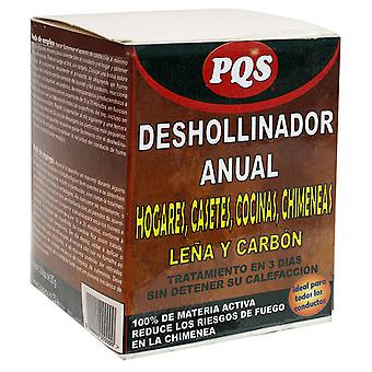 PQS Wood charcoal chimney sweep Pqs Maintenance 500 g (Garden , Barbecues , Cleaning)
