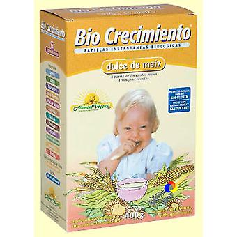 Bio Crecimiento Corn porridge (Childhood , Healthy diet , Cereals)