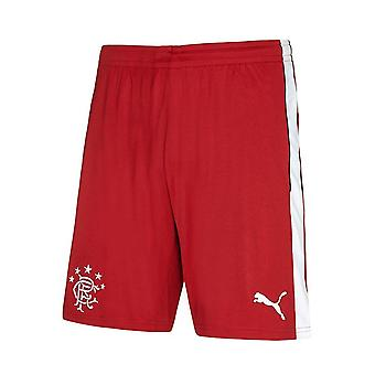 2016-2017 rangers Football Away Shorts (rouge) - Kids