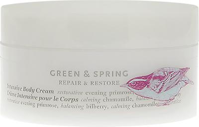 Green & Spring Repair & Restore Intensive Body Cream