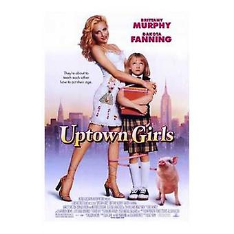 Uptown Girls Movie Poster (11 x 17)
