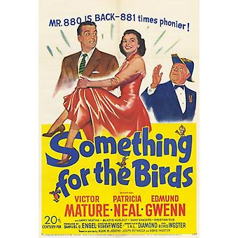Something for the Birds Movie Poster Print (27 x 40)