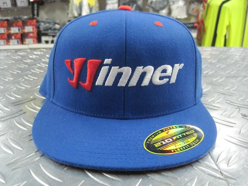 Warrior winner flat Cap