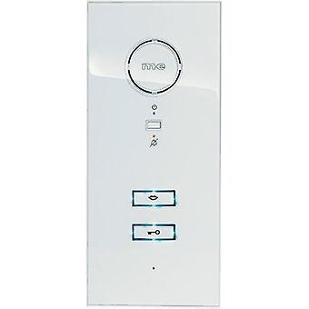 Door intercom Corded Indoor panel m-e modern-electronics ADV-100 WW White
