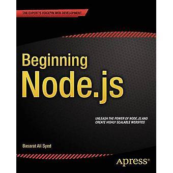 Anfang Node.js von Syed & Basarat