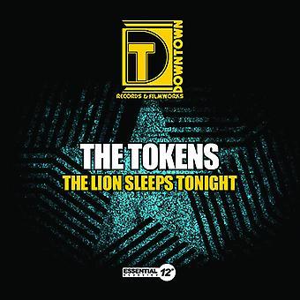 Tokens - el león duerme esta noche Estados Unidos importar