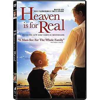 Le ciel est pour Real USA [DVD] import