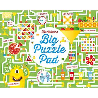 Big Puzzle Pad (Paperback) by Robson Kirsteen
