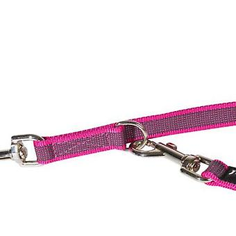 Julius K9 Ramal Policia engomada pink 20mmx3m (Dogs , Walking Accessories , Leads)