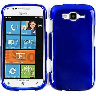 Unlimited Cellular Snap-On Case for Samsung Focus 2 i667 - Honey Blue