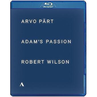 Adams Leidenschaft [Blu-Ray] USA import
