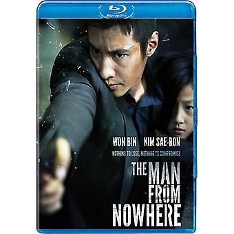 Il Man From Nowhere [Blu-ray] [BLU-RAY] importazione USA