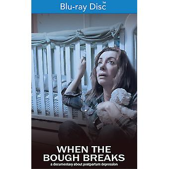 Når grenen bryder [Blu-ray] USA importerer