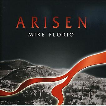 Mike Florio - Arisen [CD] USA import