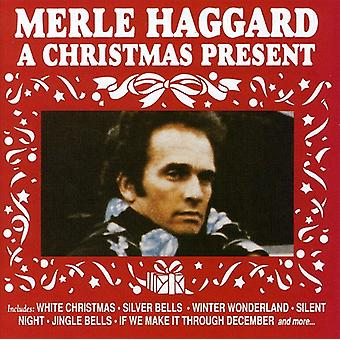 Merle Haggard - julegave [CD] USA import