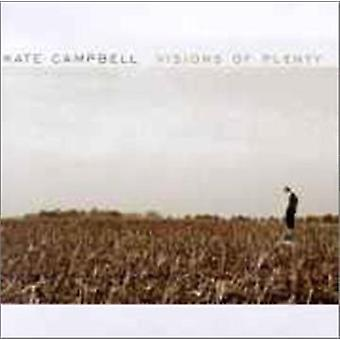 Kate Campbell - visioner af masser [CD] USA import