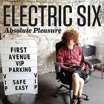 Electric Six - absolut nöje [CD] USA import