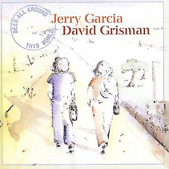 Garcia/Grisman - Been All Around This World [CD] USA import