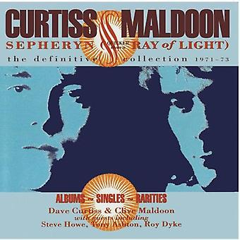 Curtiss & Maldoon - Sephern-Definitive Collection 1971-73 [CD] USA import