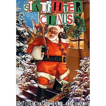Slakt Claus [DVD] USA import