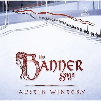 Austin Wintory - Banner Saga [CD] USA import