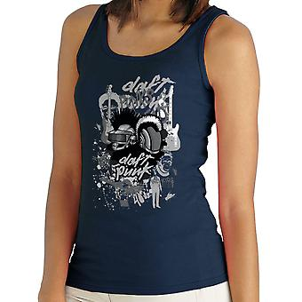 Daft Punk the Youth are Getting Restless Women's Vest