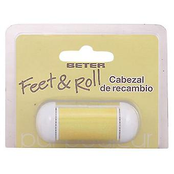 Beter Spare head for callous remover  Feet & Roll