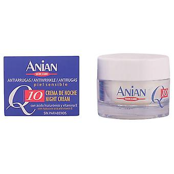 Anian Anian Q10 Antirughe Crema Notte 50