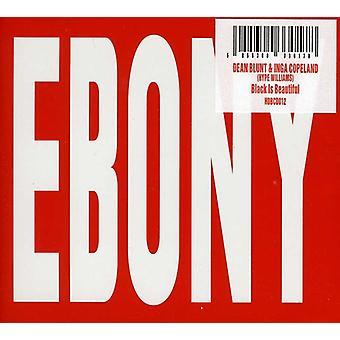 Dean Blunt & Inga Copeland - sort er smukke [CD] USA import