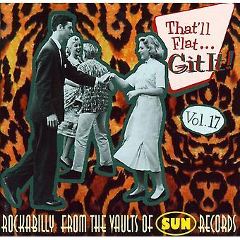 Der vil flad Git det!-at 'Ll flad Git det!: Vol. 17-at 'Ll flad Git det [CD] USA import