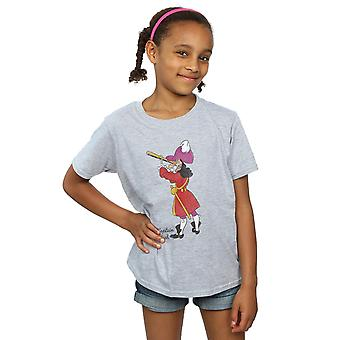 Disney Girls Peter Pan Classic kapitan hak T-Shirt