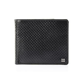 Tresanti Mens Black Leather Wallet