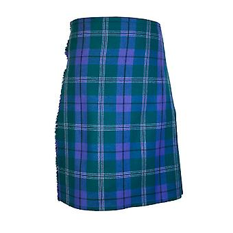 Klan familj skotskrutiga Kilt (Ex-hyra)
