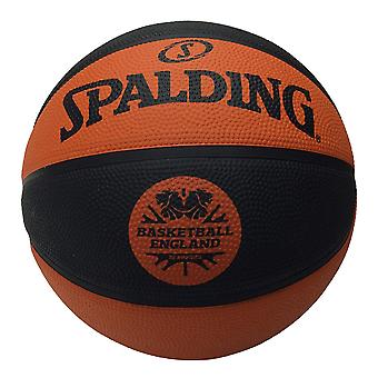 SPALDING official england TF 50 basketball [orange/black]