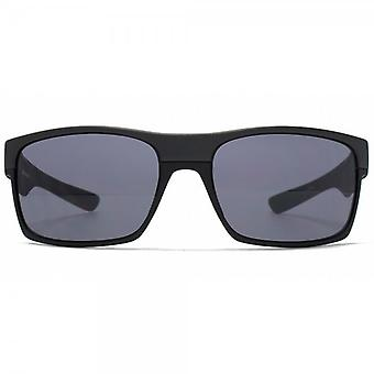 Oakley Two Face Sunglasses In Steel Grey