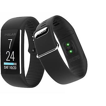 Fitness tracker with integrated hear rate monitor Polar A360 Black Size (XS -