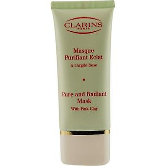 Clarins By Clarins Pure & Radiant Mask With Pink Clay--50Ml/1.7Oz